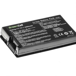 Battery Asus F50 F80S N60 X60 X61