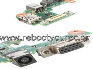 Dell Inspiron 15R N5110 DC Power Jack Board