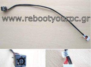 Dell Latitude E6400 E6500 DC Power Jack