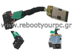 HP 15-N Envy 15-3000 series DC Power Jack