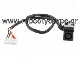 Hp G71 Compaq CQ71 DC Power Jack