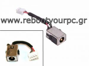 HP Mini 210-1000 DC Power Jack