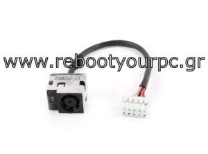 HP Pavilion DV6-3000 Series DC Power Jack