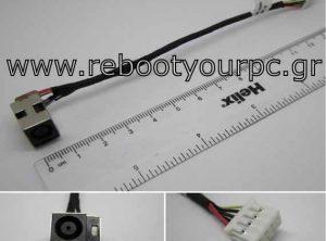 HP Pavilion G6-1100SX G6-1100TU G6-1100TX G6-1101AU power jack