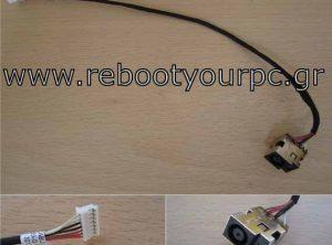 HP Pavilion G62 Compaq Presario CQ62 DC Power Jack