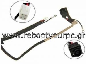 Sony Vaio VGN-CS Series DC Power Jack