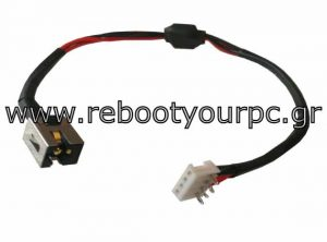 Toshiba Satellite A660 C660 A655 C660D DC Power Jack
