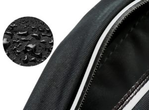 Running Τσαντάκι Μέσης ελαστικό με αδιάβροχο φερμουάρ