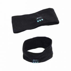 Bluetooth headset μπαντάνα – κορδέλα ( μαύρη )