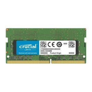 Crucial 8GB SO-DIMM DDR4-2666MHz (CT8G4SFRA266)