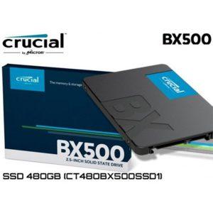 Crucial BX500 480 GB SSD ( CT480BX500SSD1 )
