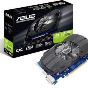 Asus GeForce GT 1030 2GB OC (90YV0AU0-M0NA00)