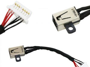 Dell Inspiron 17 7778 7779 DC Power Jack