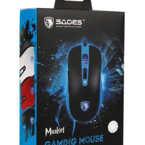 Gaming Mouse SADES Musket S15