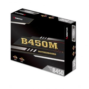 Motherboard Biostar B450MH