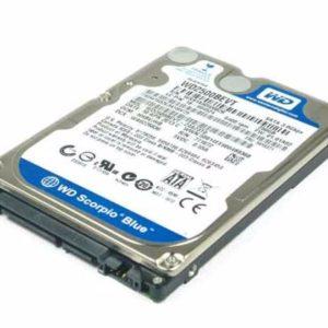 Refurbished 160GB HDD 2.5″