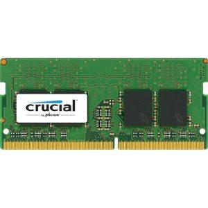 Crucial SO-DIMM 4 GB DDR4-2400Mhz (CT4G4SFS824A)