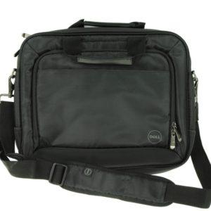 Dell Black Nylon Topload Laptop Bag with Shoulder Strap T43DV