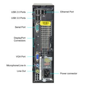 Refurbished Dell Optiplex 7010 USFF (i7-3770s)