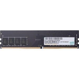 Apacer DIMM 4 GB DDR4-2133 CL15 (AU04GGB13CDTBGH) – Bulk