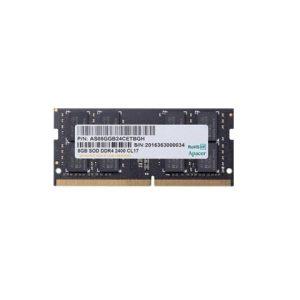 Apacer  SO-DIMM 8 GB DDR4-2400, RAM (AS08GGB24CETBGH) – Bulk