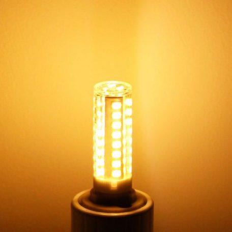 ΛΑΜΠΤΗΡΕΣ LED COB G9 5W (ΣΙΛΙΚΟΝΗΣ) ΘΕΡΜΟ WW 2