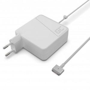 Φορτιστής Green Cell AC Adapter for Apple Macbook 45W / 14.5V 3.1A / Magsafe 2