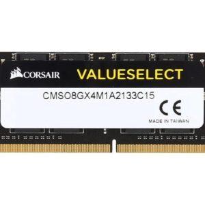 Corsair ValueSelect  SO-DIMM 8 GB DDR4-2133 RAM (CMSO8GX4M1A2133C15)
