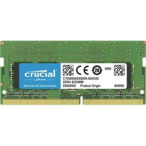 Crucial 16GB SO-DIMM DDR4-2666MHz (CT16G4SFRA266)