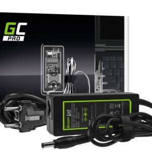 Τροφοδοτικό Green Cell για Toshiba/Asus/Fujitsu/Lenovo 19V 3.42A 5.5×2.5mm